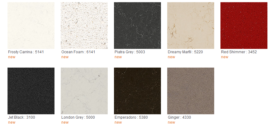 New Colors From Caesarstone See How They Will Inspire You