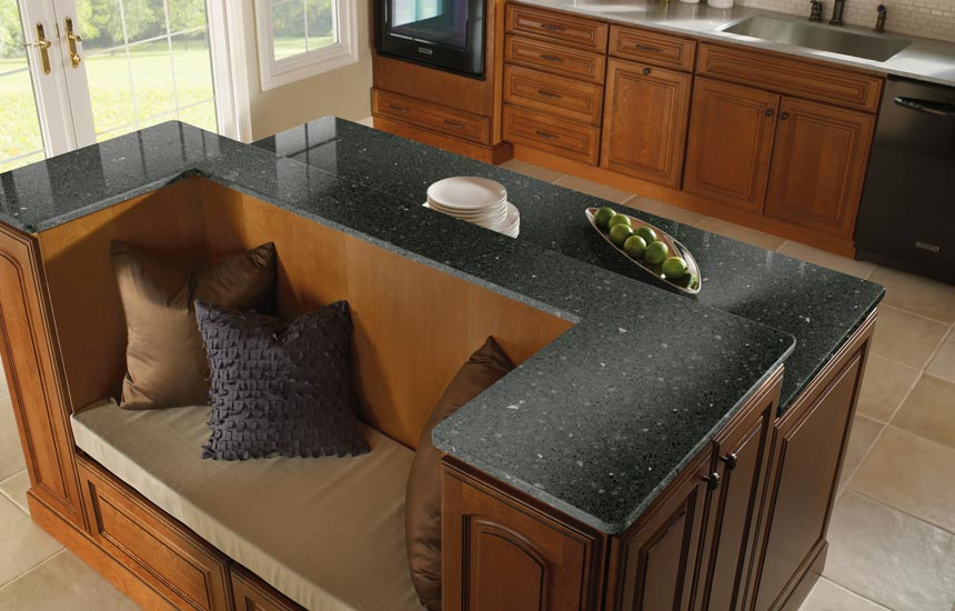 Choosing the right kitchen countertops stone select countertops atlanta 404 907 3381 your - Pictures of kitchens with quartz countertops ...